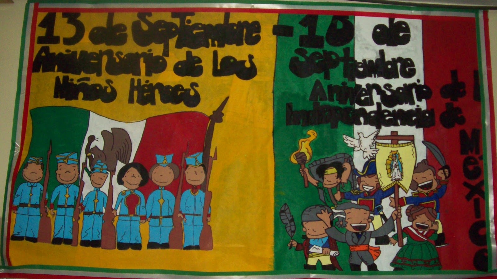 Domingo de alzola fiestas patrias for Diario mural fiestas patrias chile