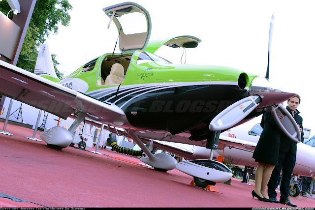 É MAIS QUE VOAR | Cessna TTx estará na LABACE 2015