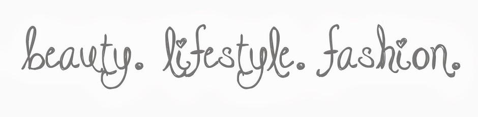 Beauty.Lifestyle.Fashion
