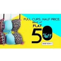 Zivame : Craziest Bra Collection And Get Flat 70% off
