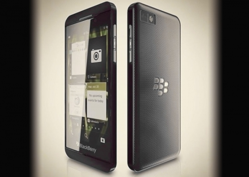 Gambar Blackberry Z 10