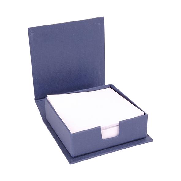 Porta Notas Color Azul