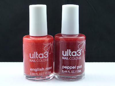 Ulta3 Nail polish
