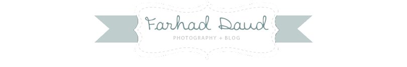 Farhad Daud Photography // Portfolio