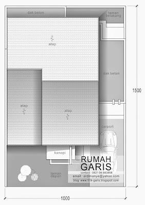 jasa desain gambar exterior interior rumah dan perumahan