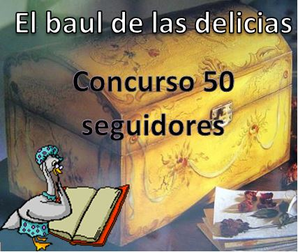 Concurso en El baul de las delicias!