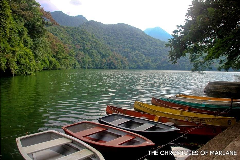 bulusan lake bicol