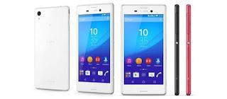 Smartphone Sony Xperia M4 Aqua: Hp Kedap Air