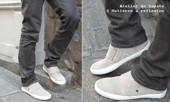 Sneakers homme Atelier do Sapato