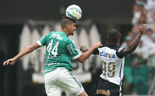 Leandro Almeida impede a festa e Palmeiras empata com o rival