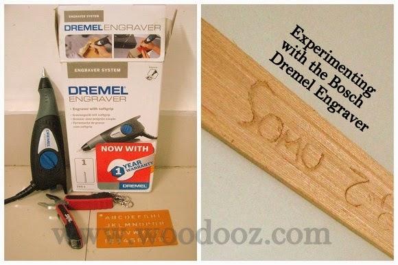 Engraving tool - Dremel