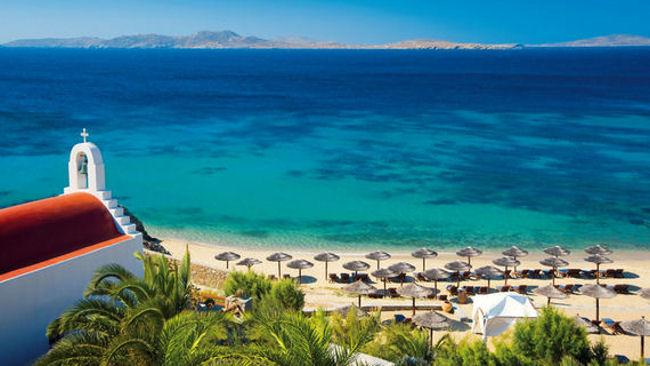 guida alle spiagge più belle di Mykonos
