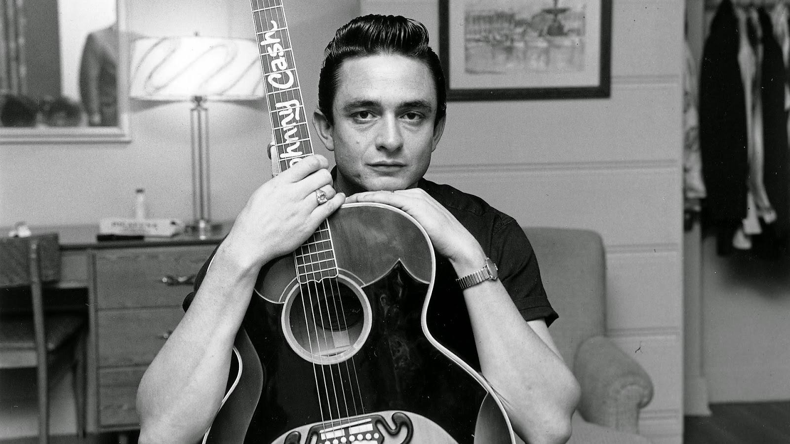 Solitary man Johnny Cash traduzione testo lyrics Stargate Atlantis video