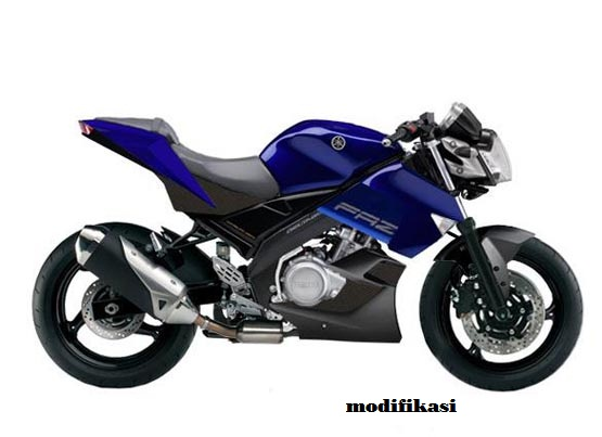 Judul: Gambar Modifikasi Motor Yamaha Vixion Terbaru