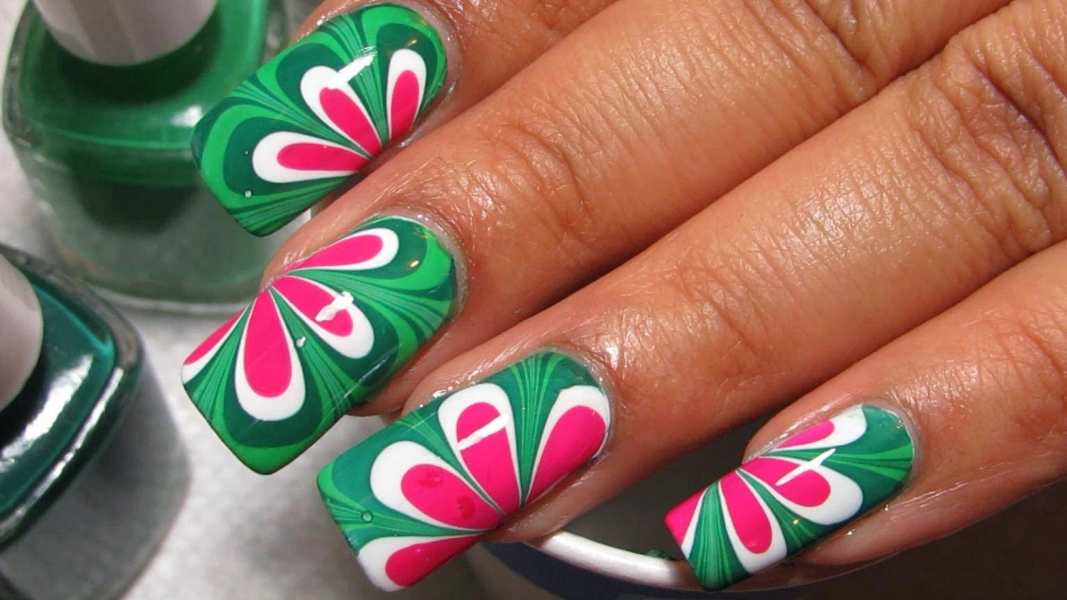New Different Nail Art And Techniques Fashionip