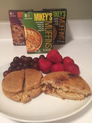 Mikey Muffins gluten free