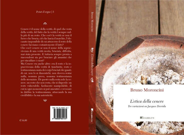 L'etica della cenere. Tre variazioni su Jacques Derrida
