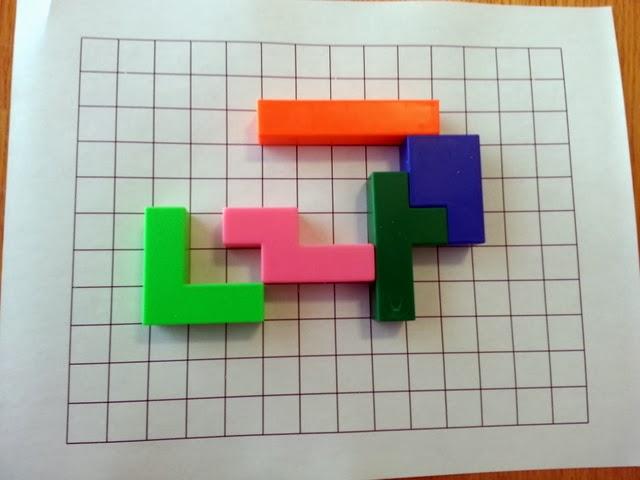 Pentomino Grid
