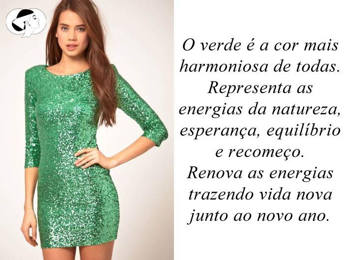 CORES PARA O ANO NOVO_Vestido verde_usar verde para o ano novo_esperança