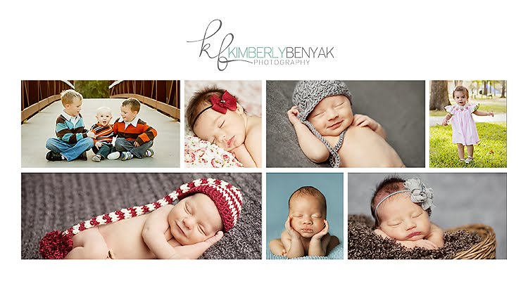 Kimberly Benyak Photography | Newborn Infant Family & Children Photographer in Cypress, TX