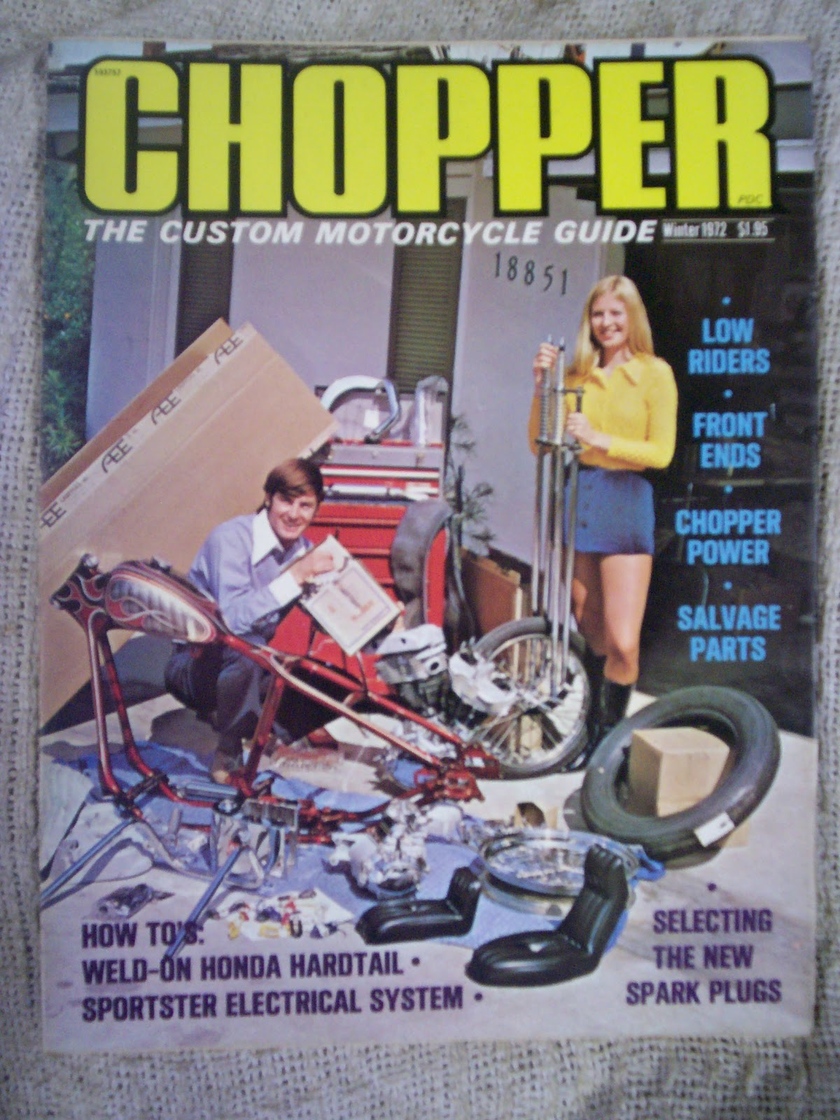 Speedboys: AEE Chopper for street and show cycles
