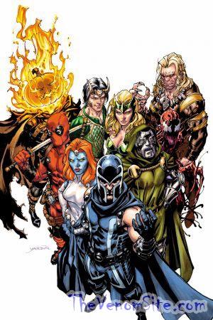 Follow AXIS on Marvel.com