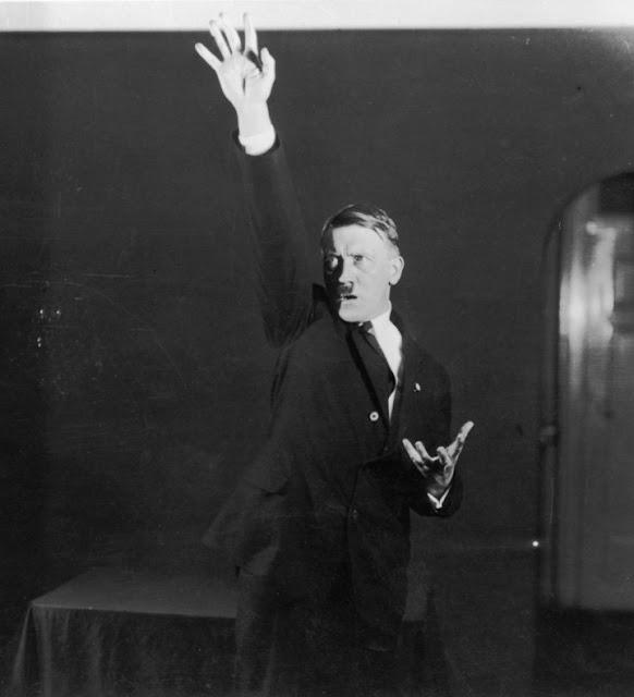 Las fotos censuradas de Hitler. Fotos raras del mundo