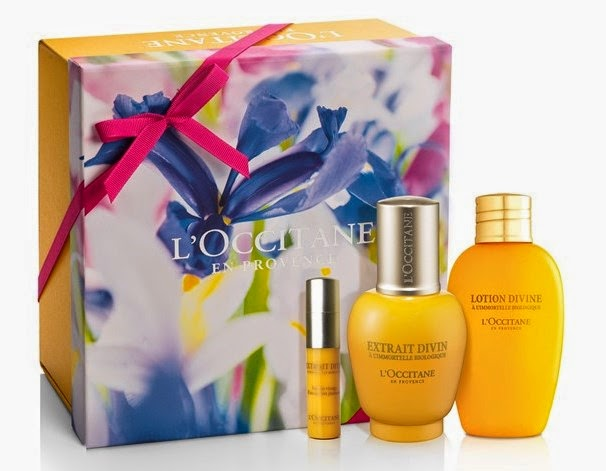 L'OCCITANE Mother's Day Special, Golden Iris, Heavenly Divine, L'OCCITANE, Mother's Day Special