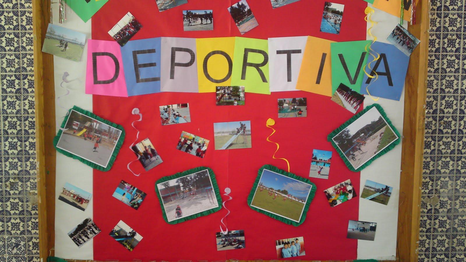Enef noticias 1 09 11 for Deportes para el periodico mural