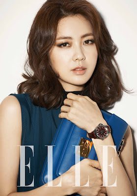 Lee Yo Won - Elle Magazine August Issue 2013