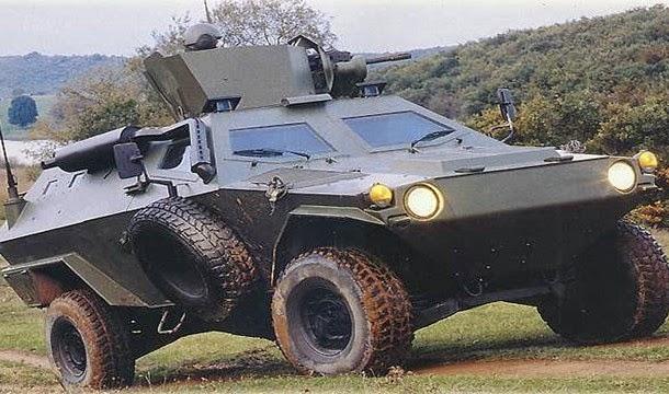 Otokar Cobra