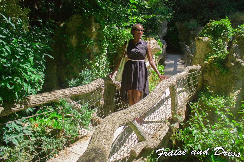 Fraise and dress jardin albert kahn for Jardin anglais albert kahn
