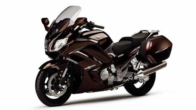 2013 Yamaha FJR1300AS