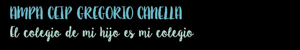 AMPA Gregorio Canella