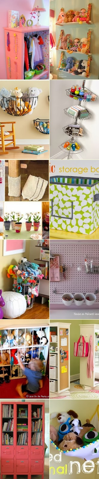 50 Organizational Tips for Kids' Spaces