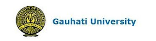 www.gauhati.ac.in Gauhati University 3rd 2nd 1st Semester Result 2013