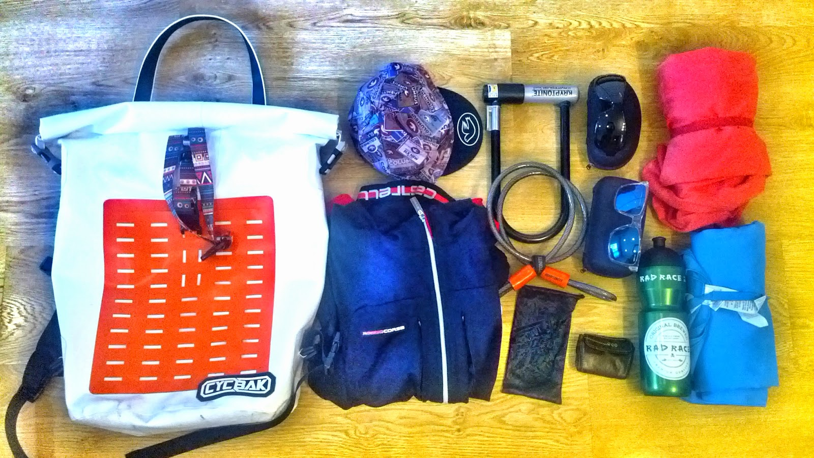 PRODUCT REVIEW: CYCBAK (CB-0528-L) UTILITY BACKPACK