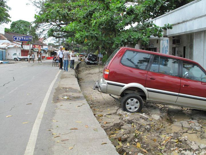 Earthquake hits Dumaguete City and Negros Oriental