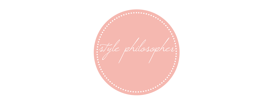 {style philosopher} by sarah beth