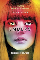 book cover of Enders by Lissa Price