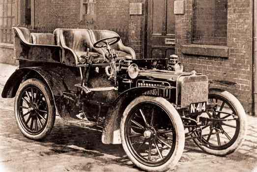 Rolls Royce de 1904