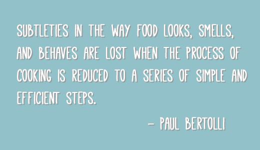 Paul Bertolli | Runaway Apricot