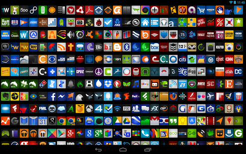 Download VIVID v2 Icon Pack APK V-2.4.5.1 Android