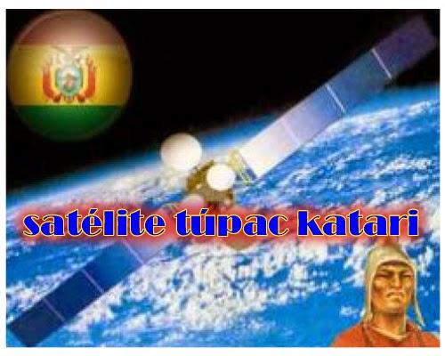 satélite túpac katari