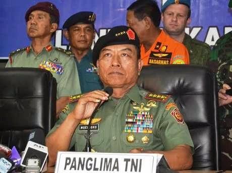 Panglima TNI: Kalau Lihat Alutsista yang Canggih, Ngiler juga!