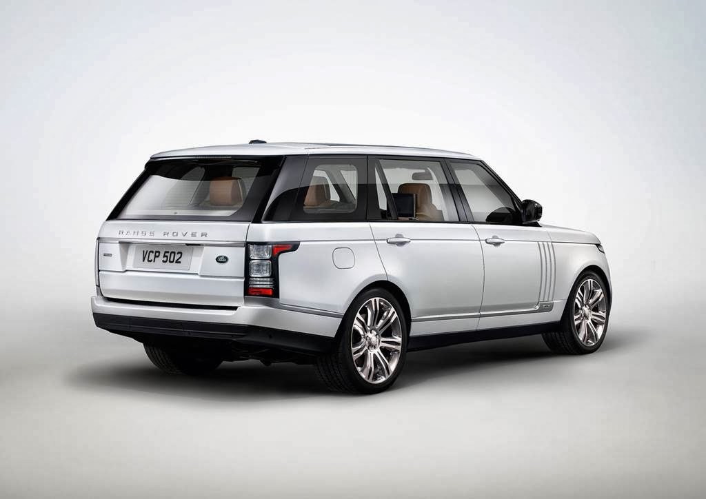 Land Rover Range Rover LWB Car Wallpapers 2014