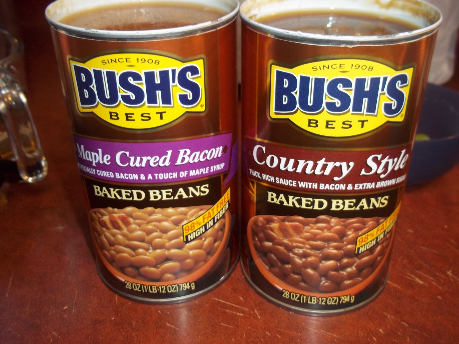 These are the bean flavors that I use.