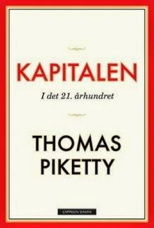Thomas Piketty: Kapitalen i det 21. århundre, omslagsbilde