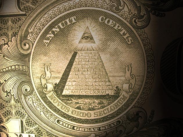 Símbolo Illuminati