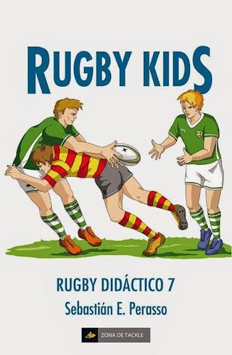 Nuevo libro -Rugby Kids- de Sebastian E. PERASSO